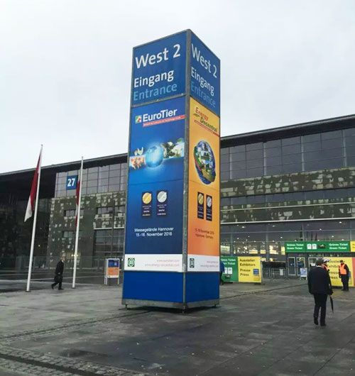 Euro Tier 2017 in Hannover